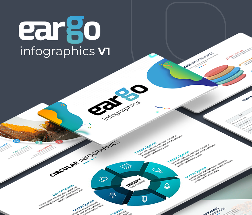 Eargo – Infographics PowerPoint Template