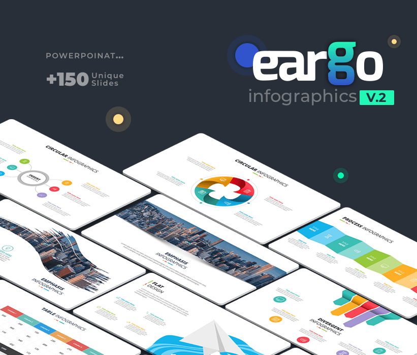 Eargo2 – Powerpoint Infographic templates