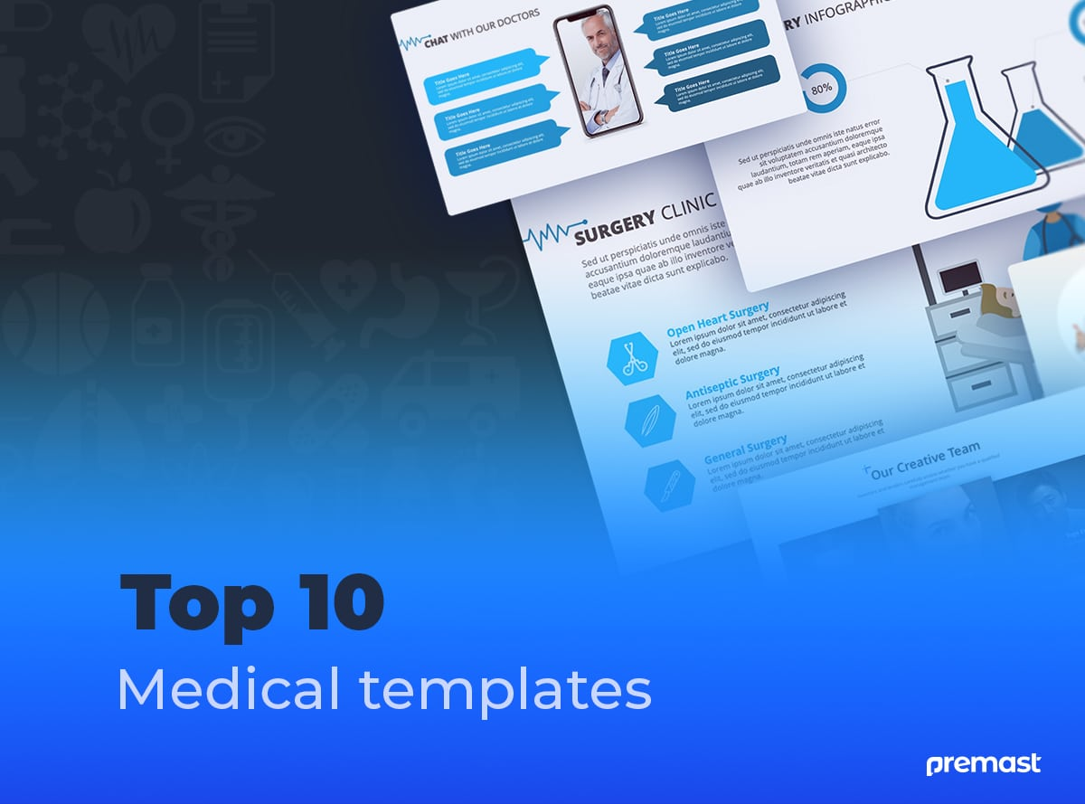 Best 10 Free Premium Medical Powerpoint Templates