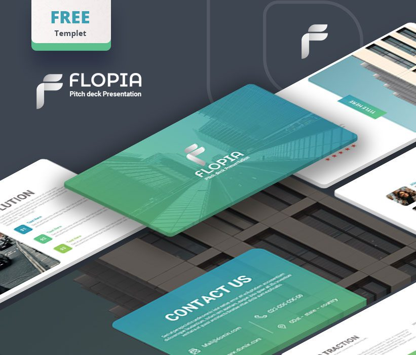 Flopia (pitch-deck Presentation)