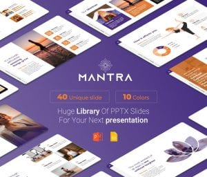 Mantra PowerPoint Presentation Template