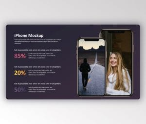 iPhone Mock-up