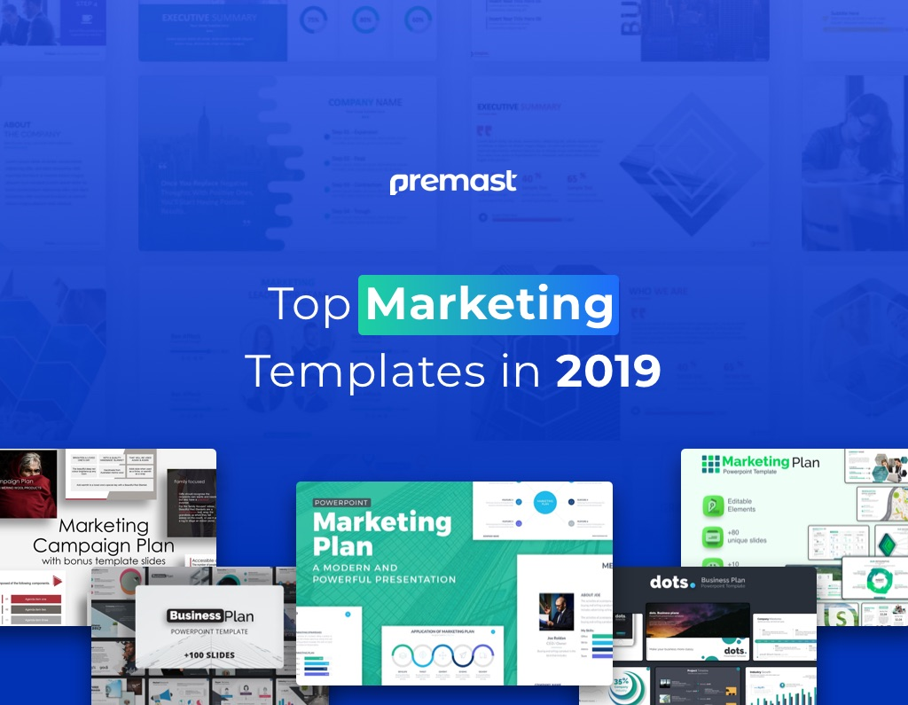 Best Marketing Plan PPT Presentation Templates | Top in 2019