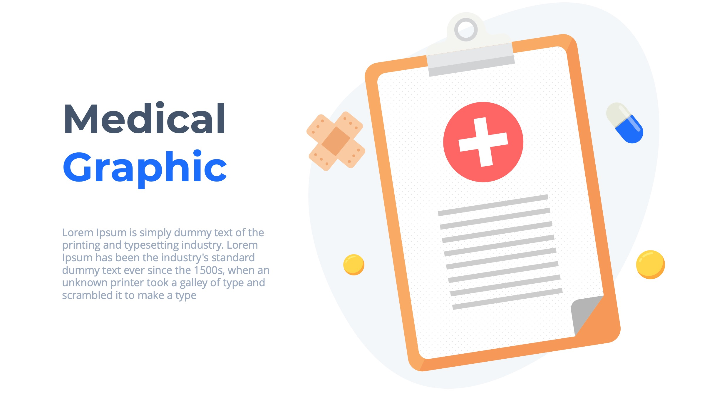 10 medical graphic PowerPoint slides