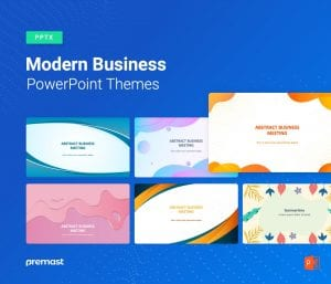 Modern Business PowerPoint Theme