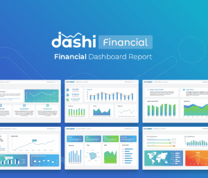 Dashi Financial – Financial Dashboard Report Presentation