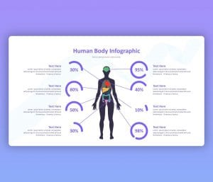Human Body PPT – Free Anatomy Infographic