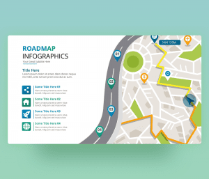 Roadmap Infographics