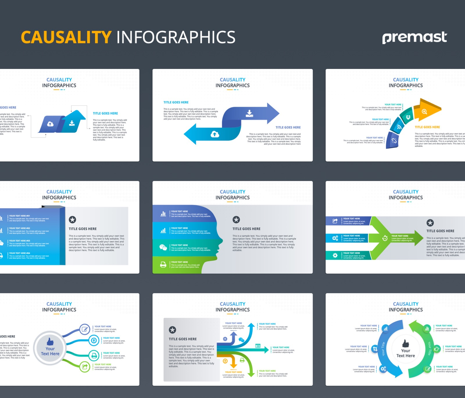 Eargo 4 Infographic PowerPoint Template