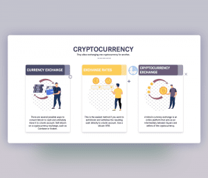 Cryptocurrency Exchange Design – Free PPT