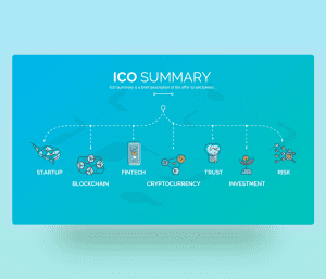 ICO Token Brief Summary PPT Free Download