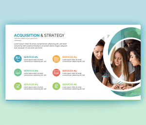 Business Acquisition Strategy PowerPoint Template