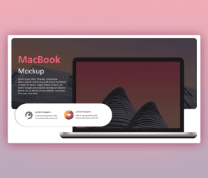 Mac-book Mock-up