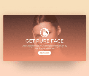 Pure Face – Beauty & Skin Care PPT Free Download