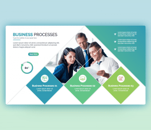 PowerPoint Business Process Free PPT Download