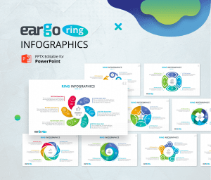 Eargo Ring – Circular Diagram PowerPoint Presentation