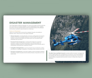 Disaster Management PPT – Definition and Types