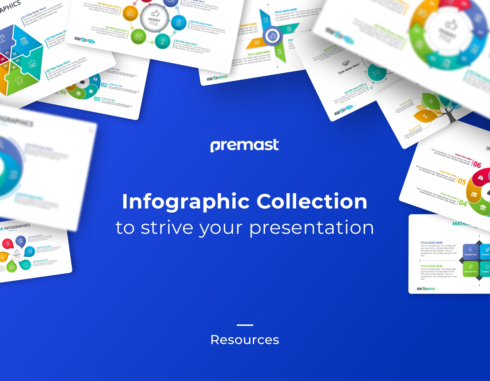 New Infographics PowerPoint Templates Modern Ideas