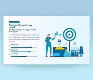 Budget Breakdown PowerPoint PPT Template