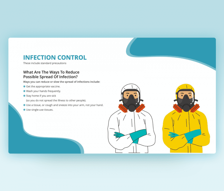 Infection Control Standard Precautions PPT