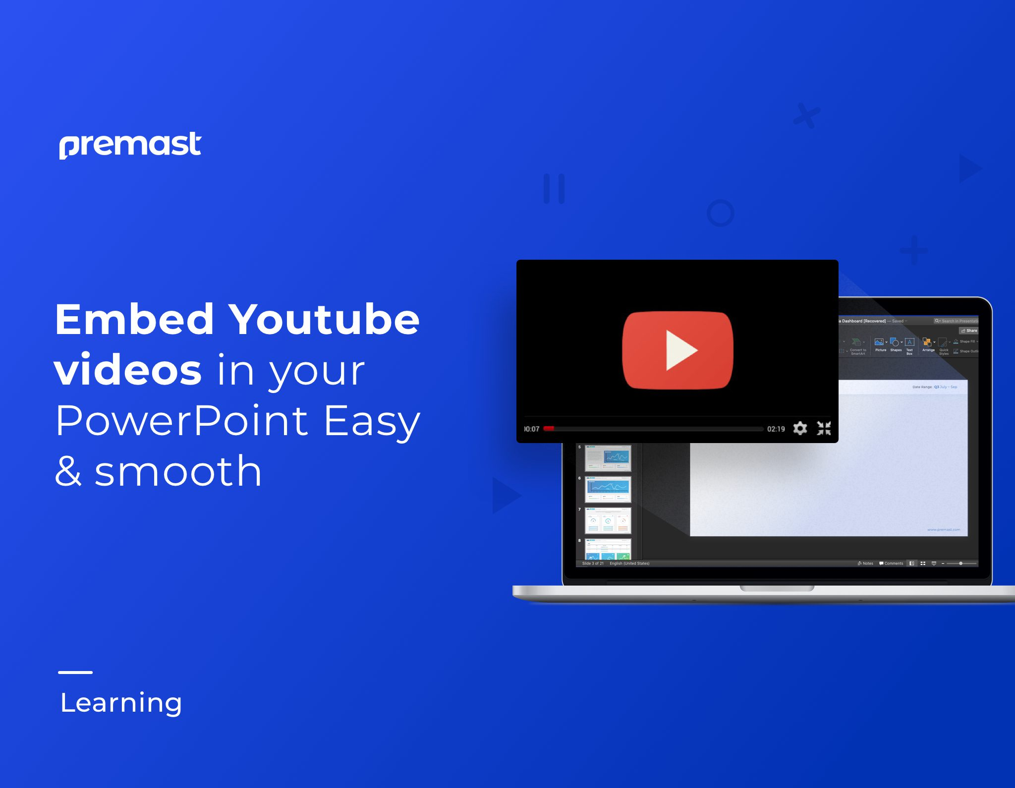Embed a YouTube Video in Your Presentation Easy and Smooth