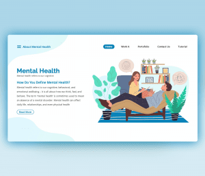 Mental Health Awareness PowerPoint Template