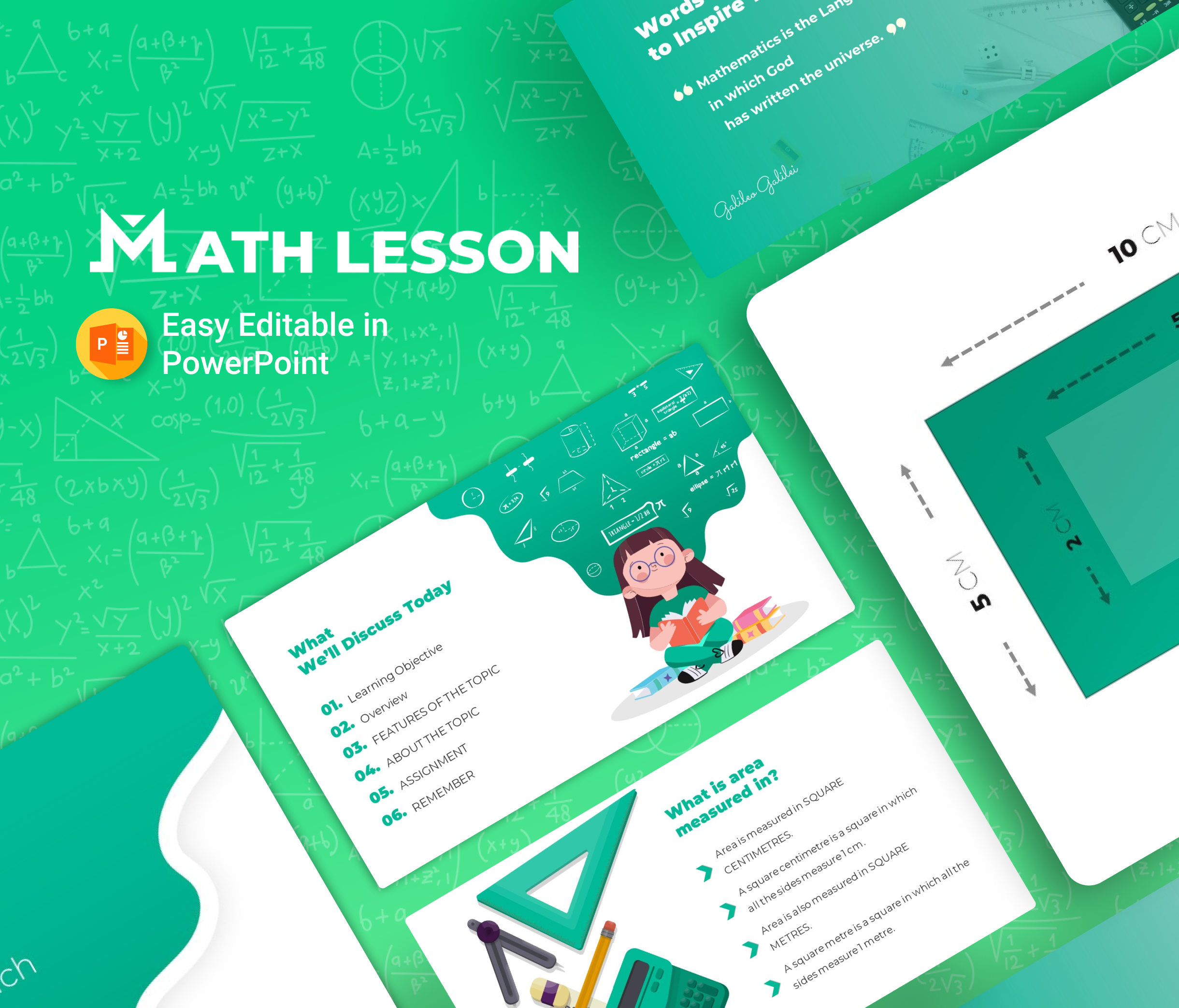 Math Lesson – Mathematics PPT Presentation