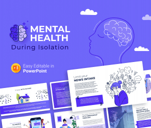 Mental Health During Isolation PowerPoint Presentation