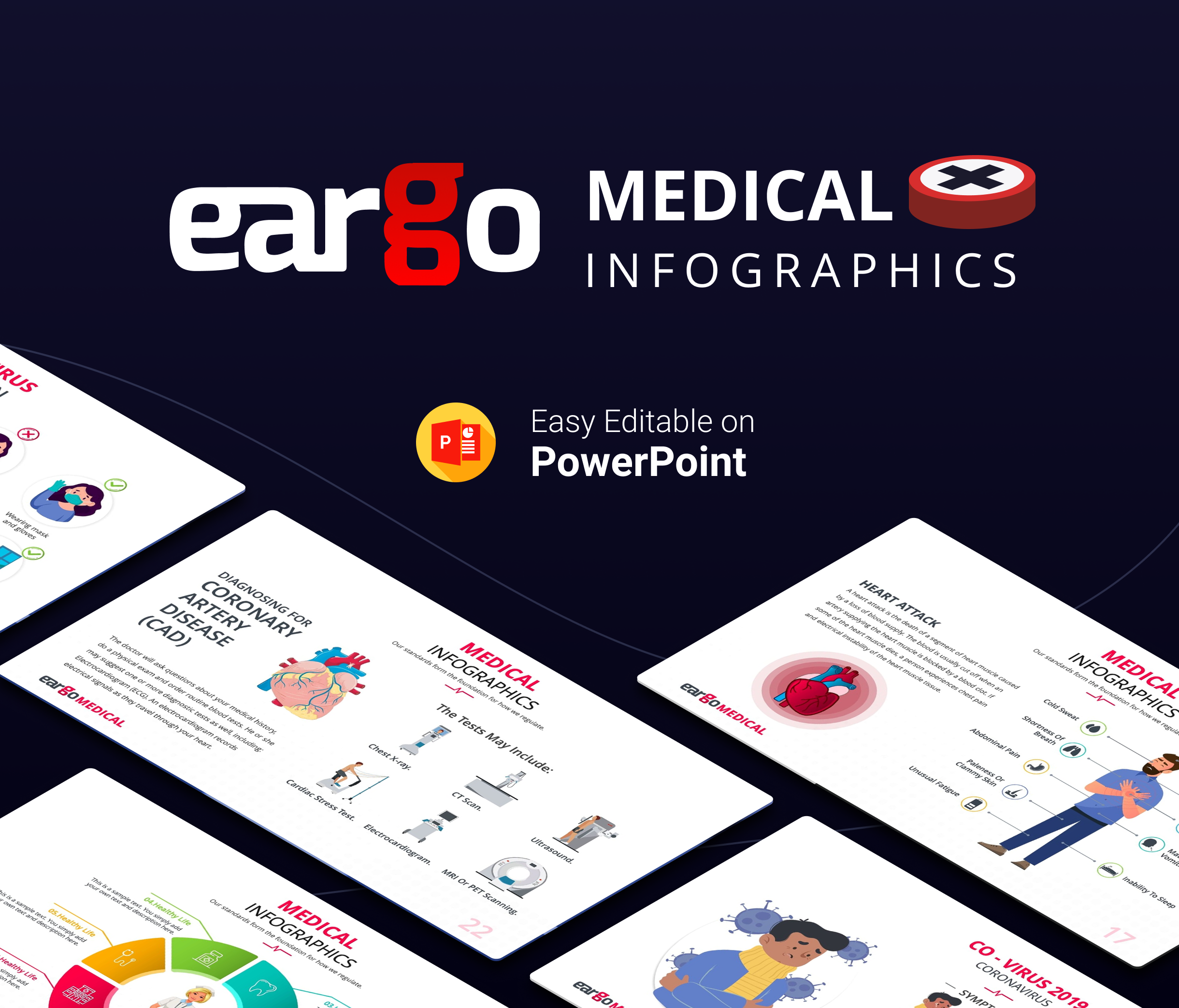 Eargo Medical Infographic Presentation