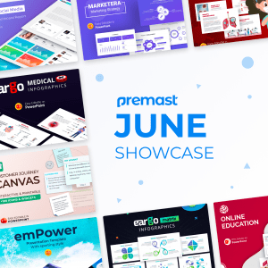 June Showcase: Recently Added, Top Downloaded Presentations and More!