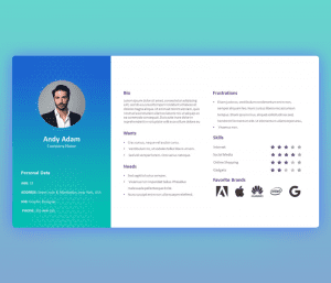 Free Buyer Persona PowerPoint Template – PPT