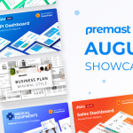 August Showcase: Recently Added, Top Downloaded and More!<