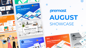 August Showcase: Recently Added, Top Downloaded and More!