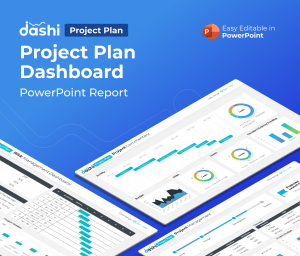 Dashi – Project Plan Dashboard Report Presentation
