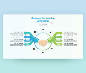 Business Partnership Connection PPT