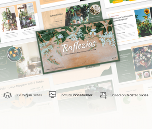 Raflezias – Creative Business PowerPoint Template
