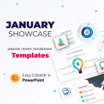 January Showcase: Recently Added, Most Popular and more pf PowerPoint Templates<